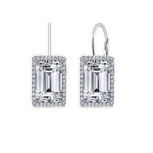 💎Swarovski crystal drop earrings 💎
